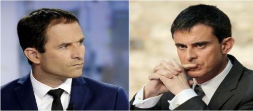 Hamon et Valls : deux gauches socialistes, deux visions différentes de la société