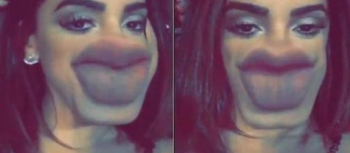 Inacreditável foto de Anitta causa discussão entre cantora e fãs