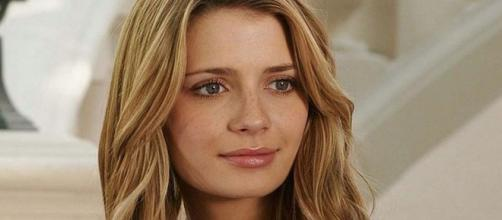 Mischa Barton looks smokin' hot as she poses topless while puffing ... - mirror.co.uk