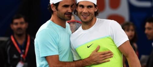 Tennis Legend Rod Laver Dreams Of Roger Federer And Rafael Nadal ... - beinsports.com
