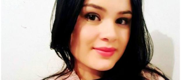 Angie Katerine Herrera foi largada para morrer