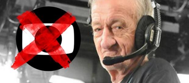 Demitido depois de idoso, Russo tinha mágoa da Globo