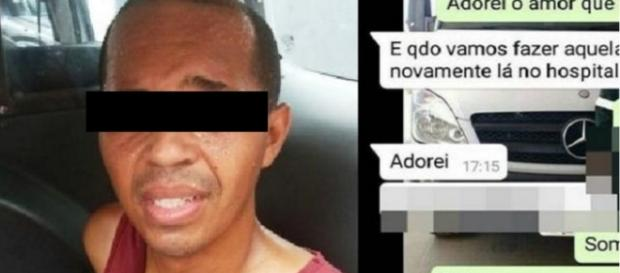 Homem descobre traição pelo whatsApp