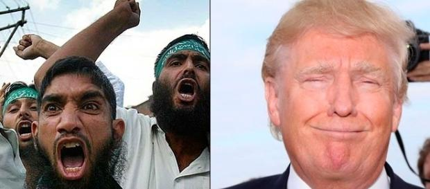 Medida de Trump só vale para países muçulmanos