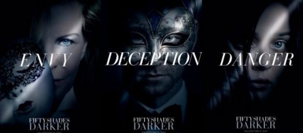 Novos personagens aparecem no segundo filme da trilogia erótica