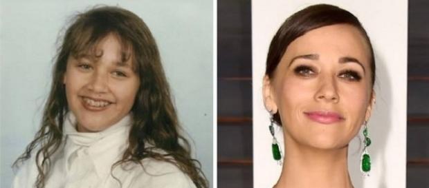 O tempo foi muito generoso com eles: Rashida Jones e George Clooney