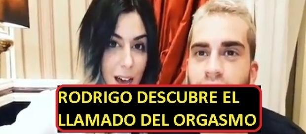 RODRIGO DESCUBRE ANTE LAS REDES QUIEN FUE