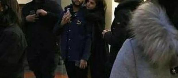 Selena e Weeknd Avvistati A Firenze (via Firenze News)