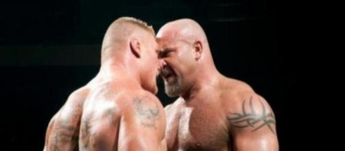 Goldberg Vs. Brock Lesnar Is A Desperate, Short-Term Fix By WWE - forbes.com