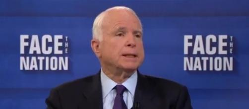 John McCain on Donald Trump, via Twitter