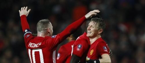 Manchester United 4-0 Wigan Athletic: Hosts into last 16 ... - sport.net