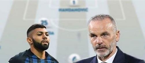Pioli si affida a Gabigol contro la Lazio