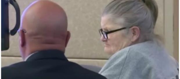 Cynthia Cdebaca está sendo julgada pela morte do genro