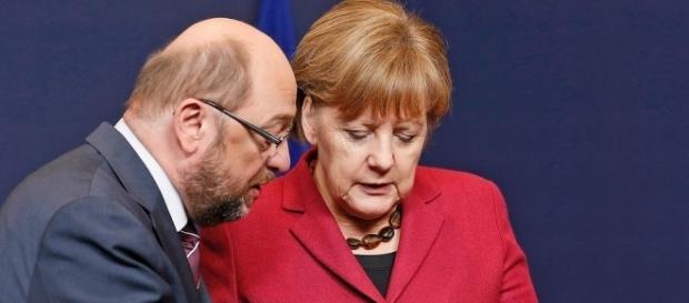 Die Wahl zwischen Herr Unfähig und Frau Unwillig? (Fotoverantw./URG Suisse: Blasting.News Archiv)