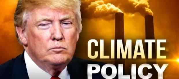 Donald Trump não quer mais informações sobre o aquecimento global (Foto: Reprodução)