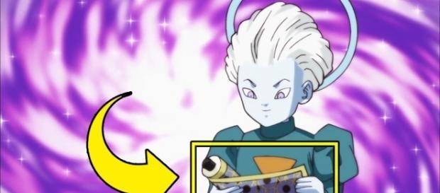 El sacerdote Daishinkan y los escritos   Dragon Ball Super