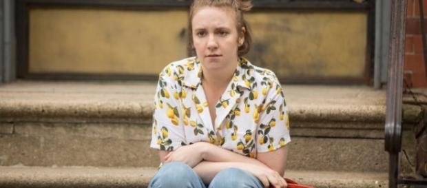 Hanna, em foto da última temporada de Girls
