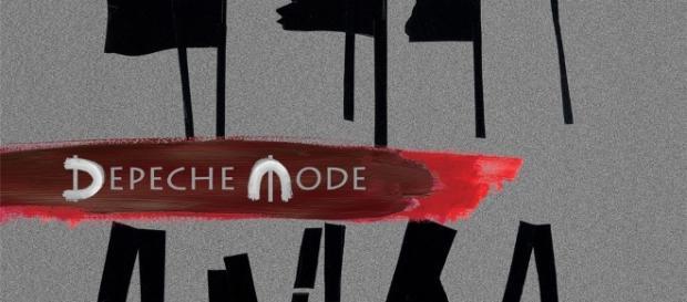 La grafica del nuovo album dei Depeche Mode invita alla discesa in piazza a manifestare la...ribellione.