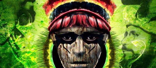 Letra traz homenagem aos índios nativos da região do Xingu