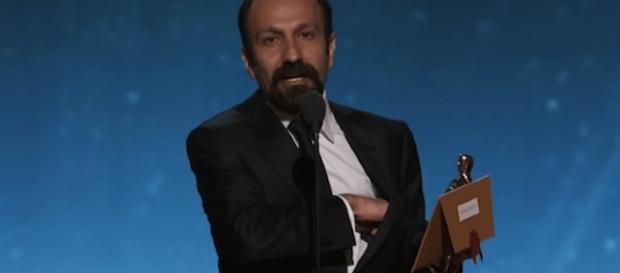 Nella foto: il regista Asghar Farhadi