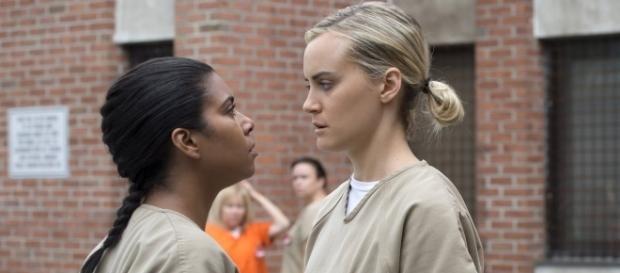 OITNB : Jessica Pimentel (Maria) revient sur la scène gore de la saison 4