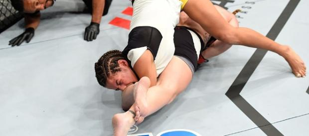 Shevchenko submits Pena, earns title shot - Ultimate Fighting ... - ufc.ca