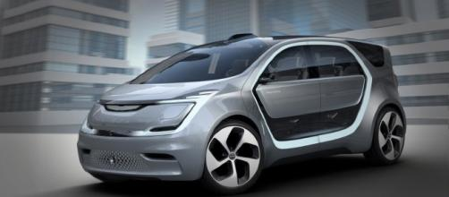 iat Chrysler Automobiles sta per mostrare la Concept Chrysler Portal alCES diLas Vegas. Fonte FCA