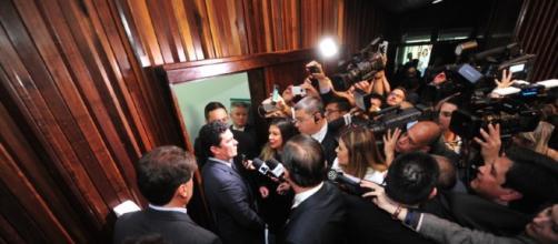 Juiz Sérgio Moro, é o responsável pela Operação Lava-Jato, da Polícia Federal, em primeira instância