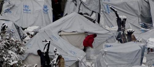 Onda de frio na Europa deixa 24 mortos