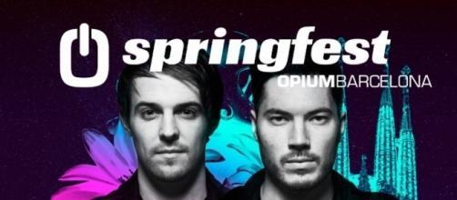 Third Party actuará el viernes del Springfest en Opium Barcelona.