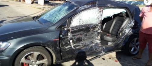 Um amigo de Vinicius ficou gravemente ferido