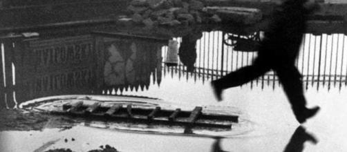 una foto di Henri Cartier Bresson