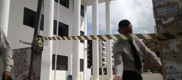 7 Juizado Especial Cível foi evacuado