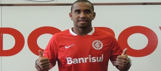 Anderson pode trocar o Internacional pelo Fluminense em 2017 (Foto: Globoesporte)
