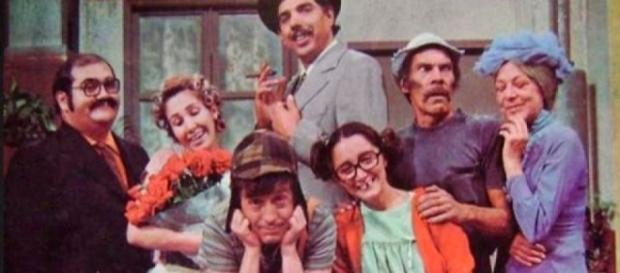 Atualmente, a série Chaves é exibida pelo SBT.