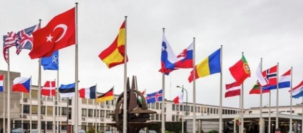 La sede centrale della NATO a Bruxelles