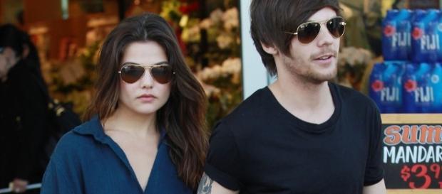 Louis Tomlinson e Danielle Campbell, amore mano nella mano ... - vanityfair.it