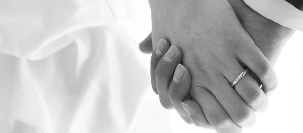 matrimonio lampo all'ospedale Giovanni Paolo II
