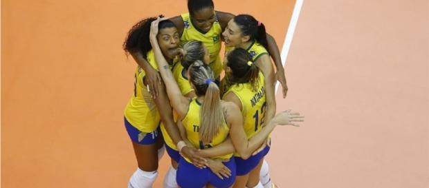 O Brasil é o atual campeão do Grand Prix