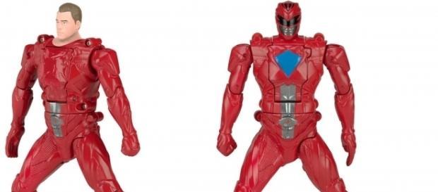O filme dos 'Power Rangers' trouxe de volta os bonecos 'vira-cabeça'