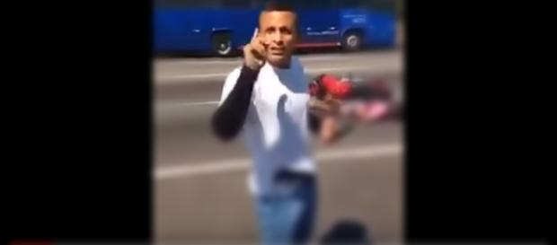 Após matar bandido, policial desabafa em vídeo