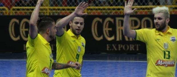 Seleção Brasileira de Futsal agora ficará nas mãos da CBF