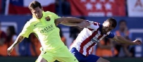 Atlético de Madrid e Barcelona discutem a passagem à final da Taça do Rei