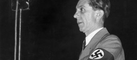 joseph-goebbels-speaking-at-nazi-rally - Axis Military Leaders ... - history.com
