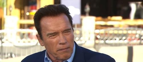 Arnold Schwarzenegger on Donald Trump, via YouTube