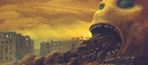 Beksinski, el arista de la locura