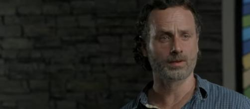 Expect a stronger Rick Grimes in 'The Walking Dead' season 7B - Image via IGN/Photo Screencap via AMC/YouTube.com