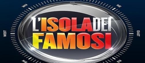 Il logo del reality Isola dei famosi