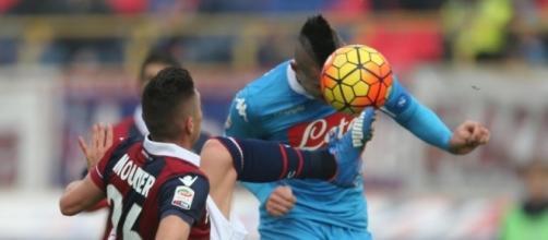 Il Napoli in trasferta contro il Bologna alla ricerca di una vittoria, sabato 4 febbraio 20.45.