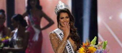 Iris Mittenaere, de 24 anos é a nova miss Universo 2017